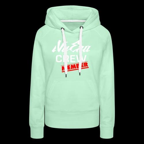 NuEra Crew Logo 2018 - Frauen Premium Hoodie