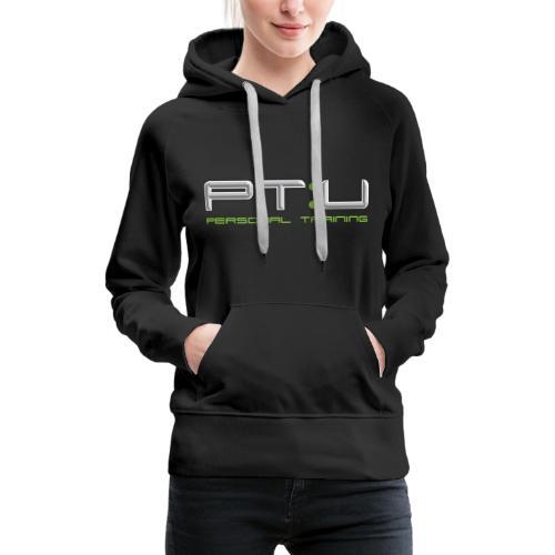 PT:U Original logo Tee - Women's Premium Hoodie