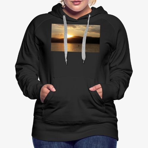 Der Wörthersee - Frauen Premium Hoodie