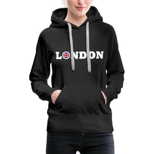 London - Frauen Premium Hoodie