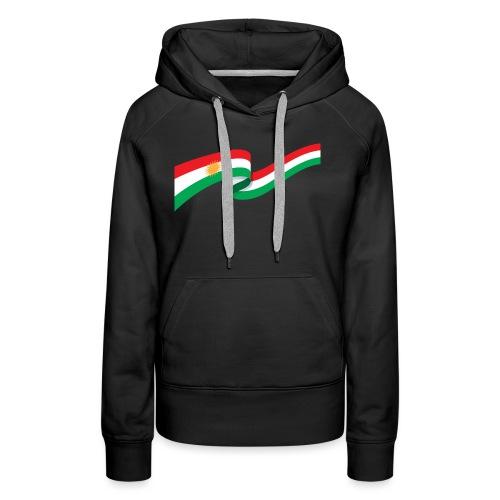 Kurdistan - Frauen Premium Hoodie