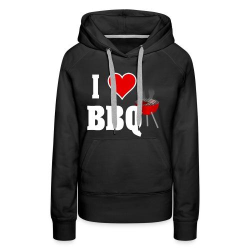 BBQ Barbecue - Frauen Premium Hoodie