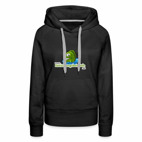 Einrichtungsbeispiele.de Logo - Frauen Premium Hoodie