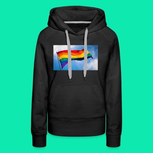 Pride- Flag - Women's Premium Hoodie