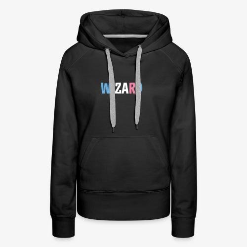 Pride (Trans) Wizard - Women's Premium Hoodie