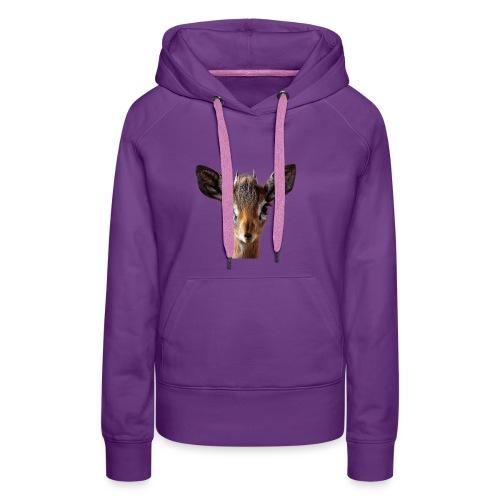 Antilope, Dik - Frauen Premium Hoodie