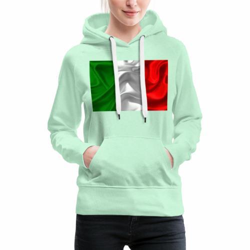 Italien - Frauen Premium Hoodie