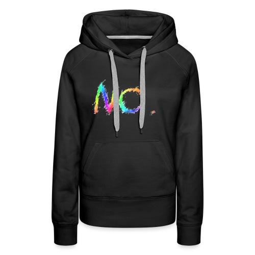 No. - Vrouwen Premium hoodie
