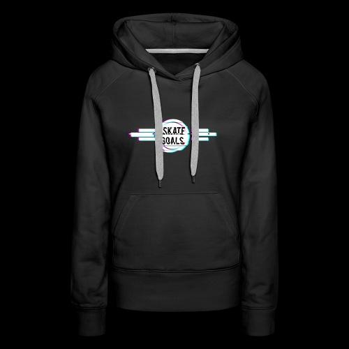GLITCH SERIES - Vrouwen Premium hoodie