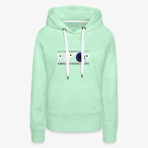 Ruptor - Sweat-shirt à capuche Premium pour femmes