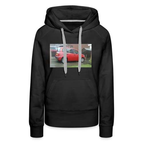AWESOME MOVIES MARCH 1 - Women's Premium Hoodie