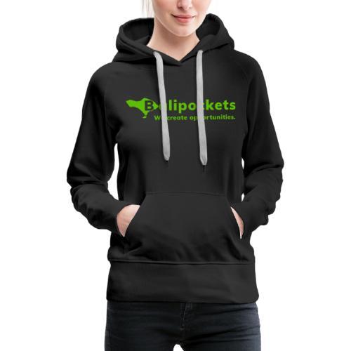 Balipockets Logo - Frauen Premium Hoodie