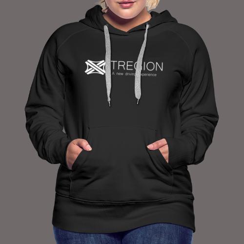 Tregion Logo wide - Women's Premium Hoodie