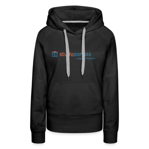 4 LoS Logo big - Vrouwen Premium hoodie