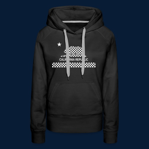 California Republic - Frauen Premium Hoodie