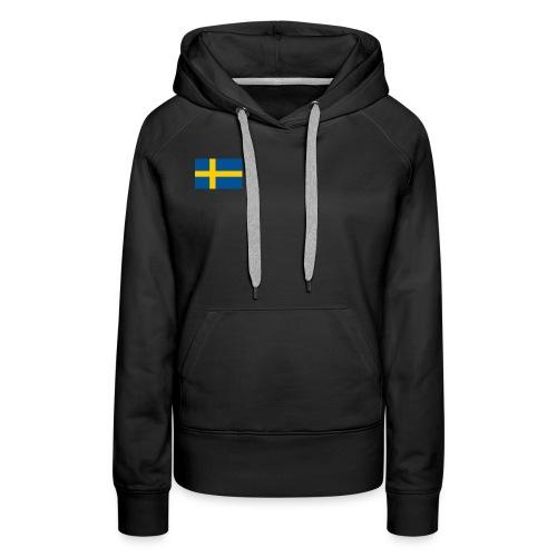 swedish clothes - Premiumluvtröja dam