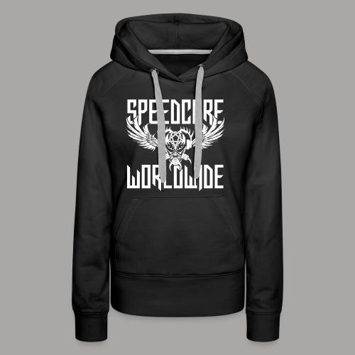 Speedcore Worldwide 2K19 - Frauen Premium Hoodie