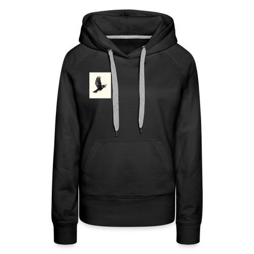 Blackbird - Frauen Premium Hoodie