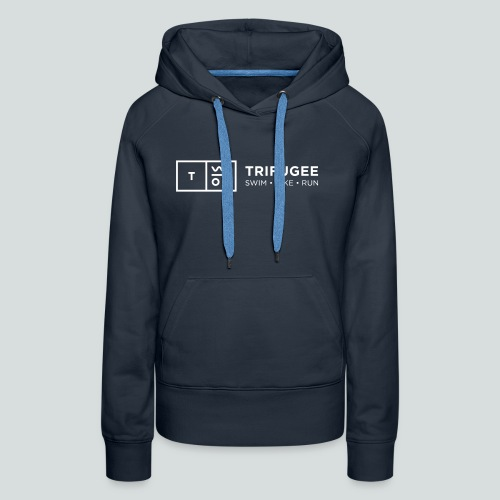 Trifugee_Logo - Frauen Premium Hoodie