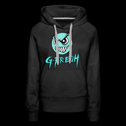 G-Fresh logo - Vrouwen Premium hoodie