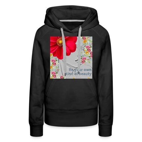 Girly - Sweat-shirt à capuche Premium pour femmes