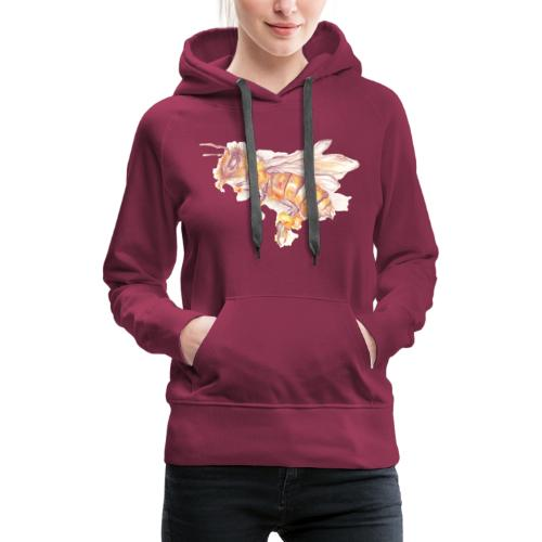 MG002 Bee | Honey | Save the Bees | Books bee - Women's Premium Hoodie