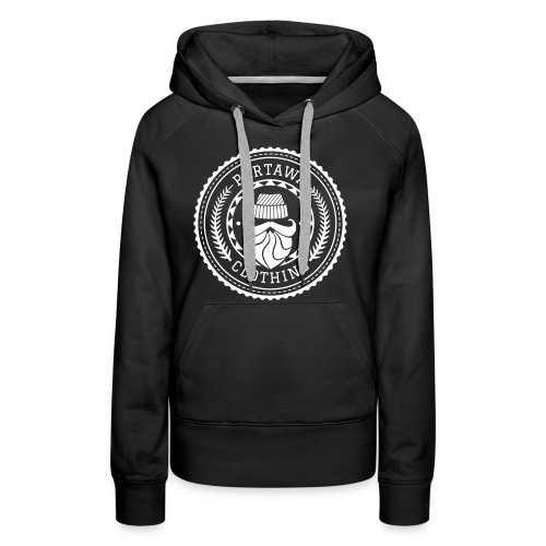 Partawa Clothing black - Women's Premium Hoodie