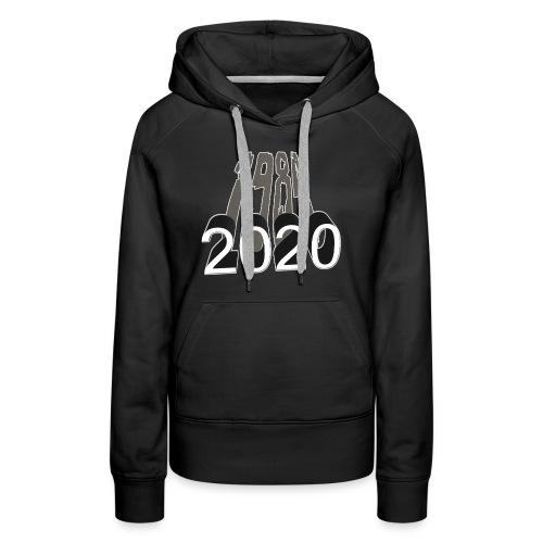 1948 2020 - Sudadera con capucha premium para mujer