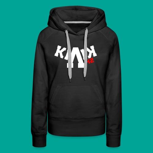 Tanktop für Frauen mit dem Killa Logo - Frauen Premium Hoodie