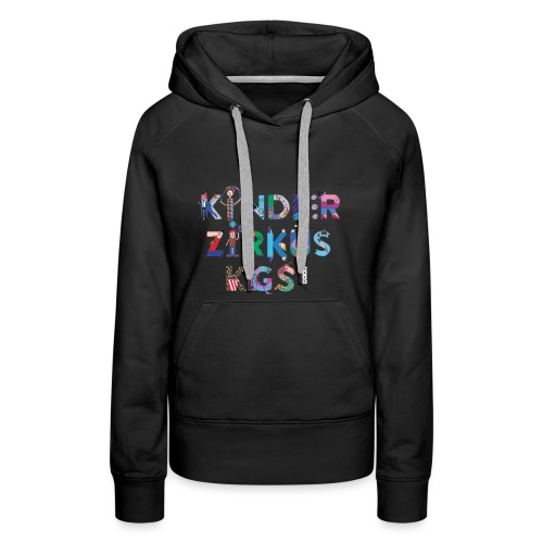 Kinderzirkus KGS - Frauen Premium Hoodie