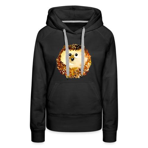 Igel Tshirt - Frauen Premium Hoodie