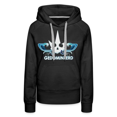 Gedomineerd - Vrouwen Premium hoodie