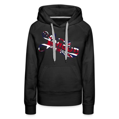 London England - Frauen Premium Hoodie