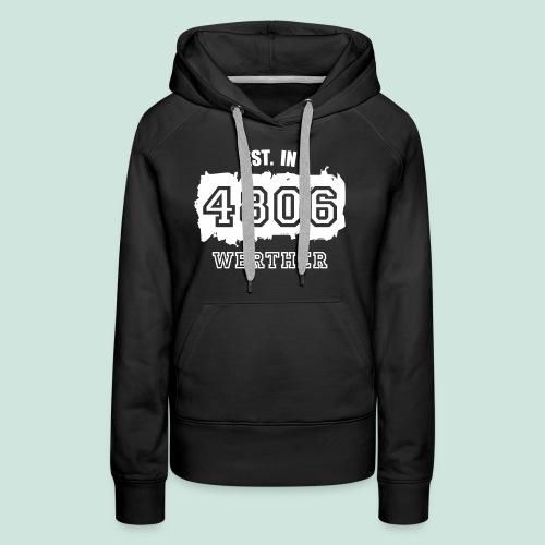 Established 4806 Werther - Frauen Premium Hoodie