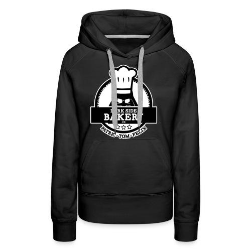 Dark Side Bakery - Frauen Premium Hoodie