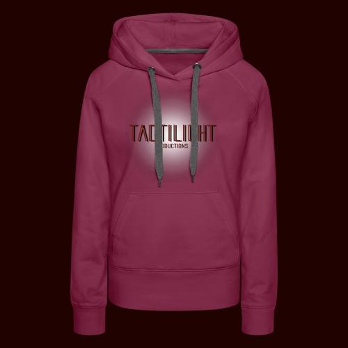 Tactilight Logo - Women's Premium Hoodie