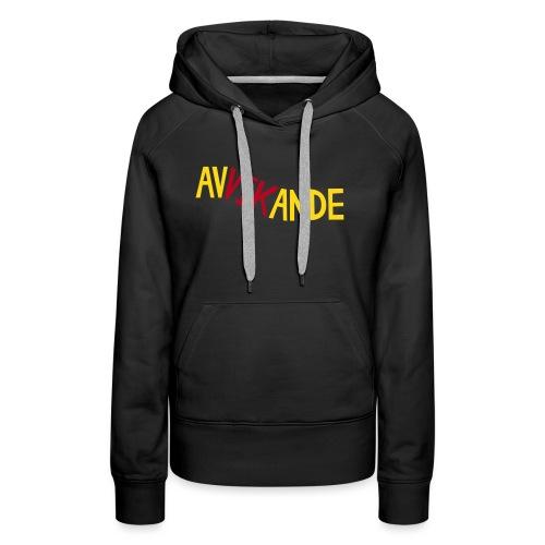 AVVIKANDE - Premiumluvtröja dam