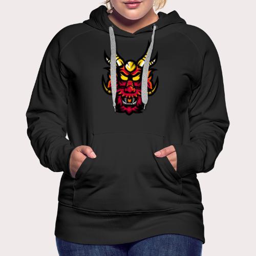 Tatsu Music logo - Women's Premium Hoodie
