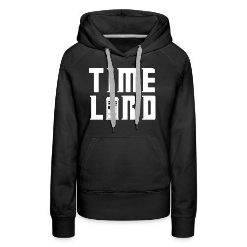 Time Lord - Women's Premium Hoodie