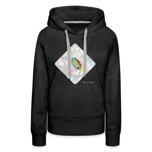 Photo 1523279977700 - Sweat-shirt à capuche Premium pour femmes
