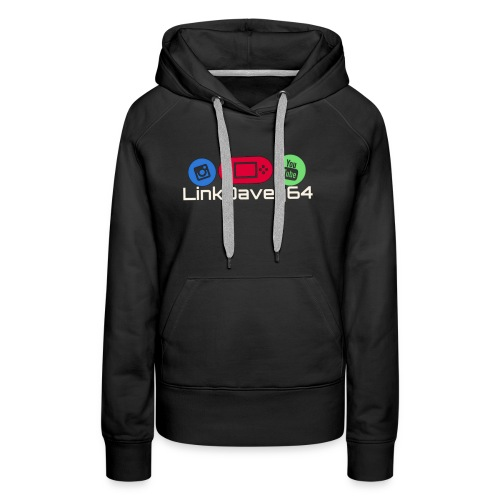 LinkDavey64 - Vrouwen Premium hoodie