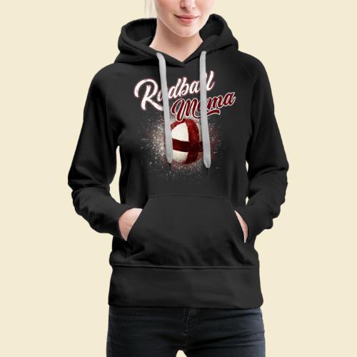 Radball Mama - Frauen Premium Hoodie