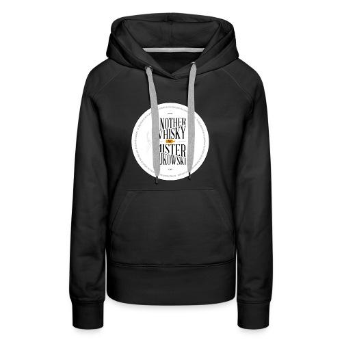 Pull AOW Femme - Sweat-shirt à capuche Premium pour femmes