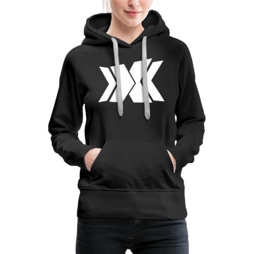RLC Weiß - Frauen Premium Hoodie