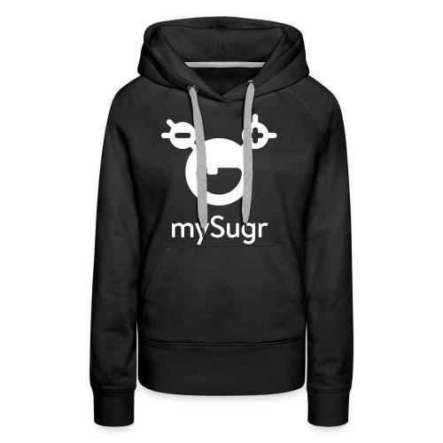 mySugr Tasche - Frauen Premium Hoodie