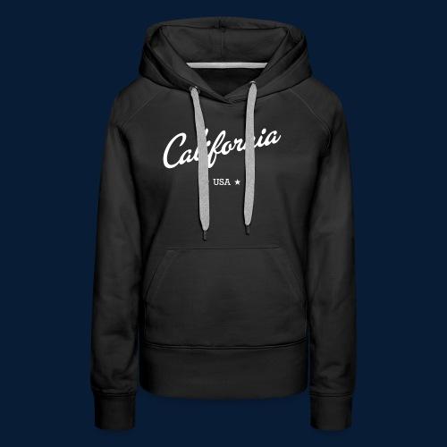California - Frauen Premium Hoodie