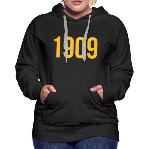 1909 - Frauen Premium Hoodie