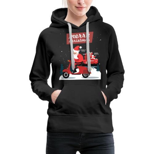 Gift 04 - Sweat-shirt à capuche Premium pour femmes