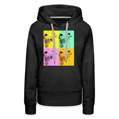 Autre Huche (3).jpg - Sweat-shirt à capuche Premium pour femmes