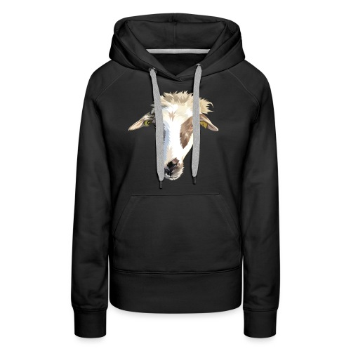 Live and let live Schaf Schnuckle - Frauen Premium Hoodie